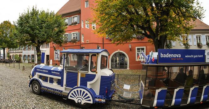 Fahrt mit dem Kaiserstuhl-Express - 8