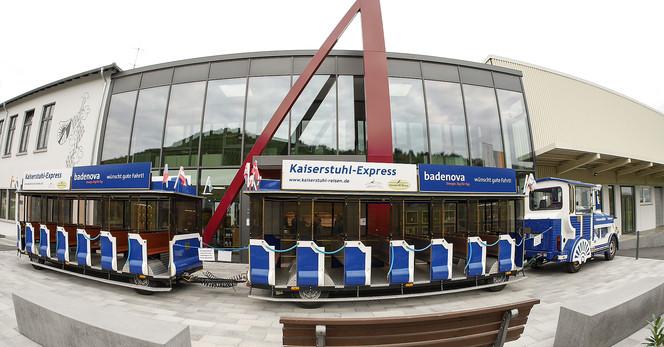 Fahrt mit dem Kaiserstuhl-Express - 6