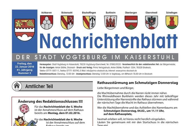 Nachrichtenblatt 03.2016