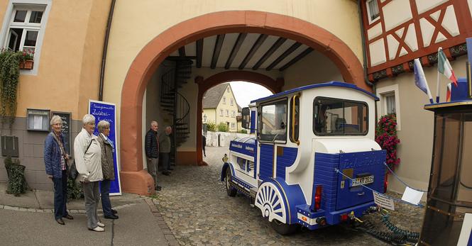 Fahrt mit dem Kaiserstuhl-Express - 13