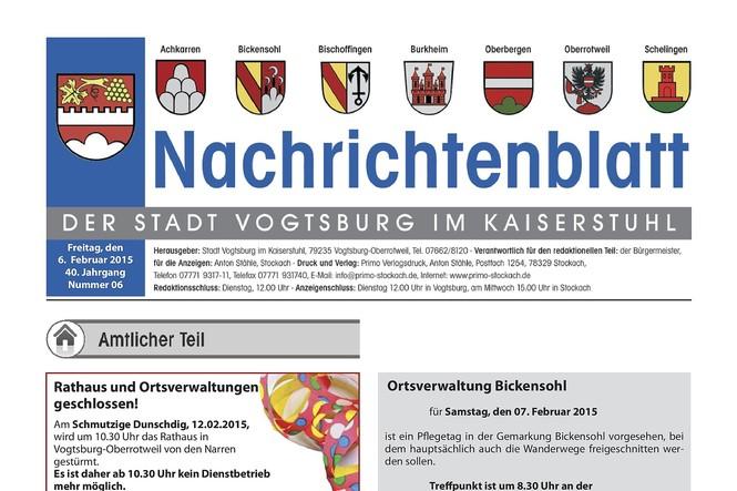 Nachrichtenblatt 06.2015