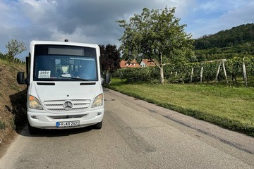 Stadtbus Weinberge