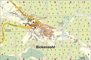 2017 Ortsplan Bickensohl