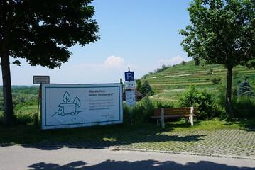 Stellplatz Friedhof Burkheim