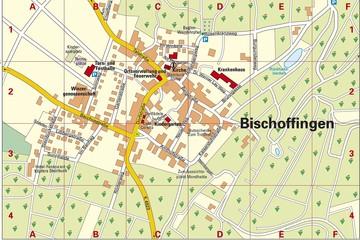 2017 Ortsplan Bischoffingen
