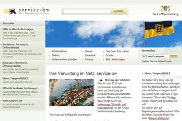 Lebenslagen Service-BW